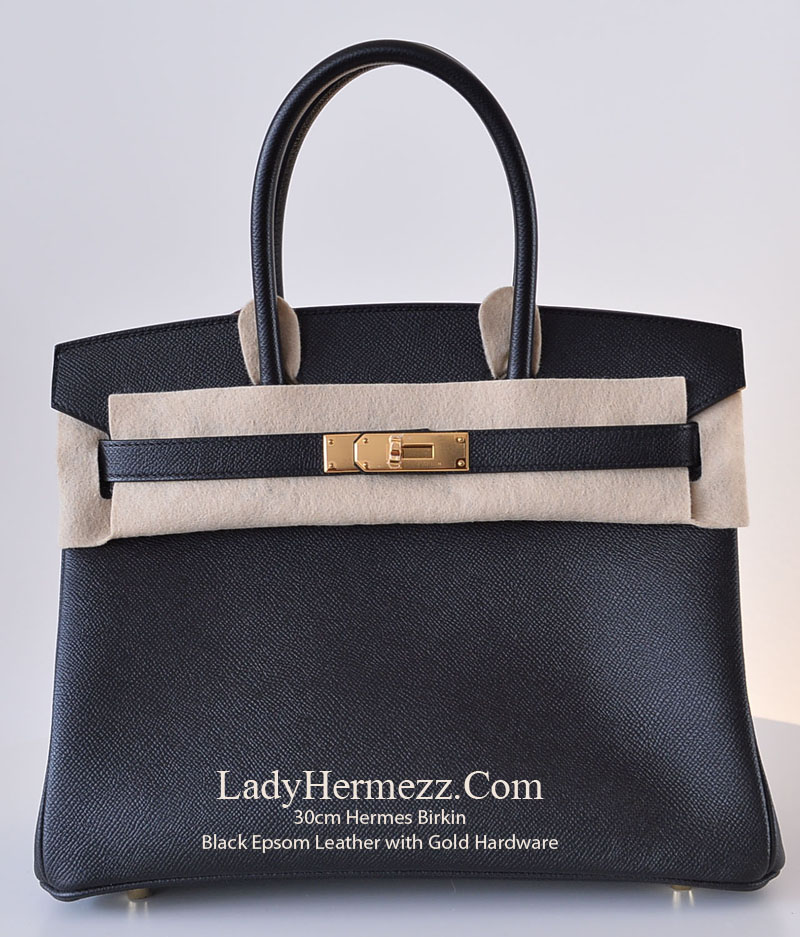 2a2d7c07111a B30 Black GHW 31 copy. Why are Black Hermes Birkin bags with Gold Hardware  ...