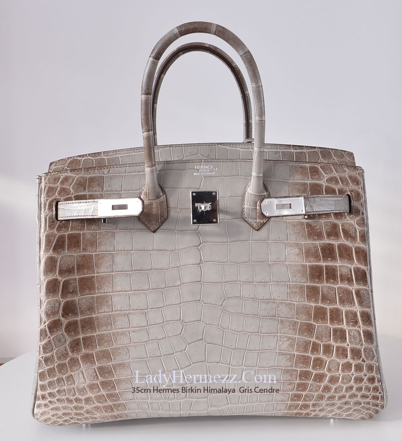 hermes kelly himalayan crocodile