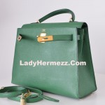 K32 Bottle Green Vintage35