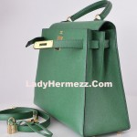 K32 Bottle Green Vintage36