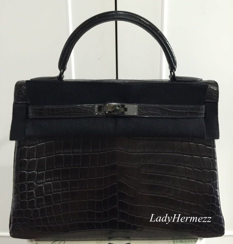 hermes bags crocodile skin hermes taschen. Black Bedroom Furniture Sets. Home Design Ideas