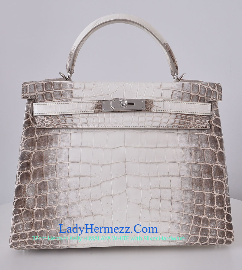 9270a460cf Hermes Kelly Himalaya with Grey tones £SOLD. K32HimR29 copy